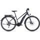 Cube Touring Hybrid Pro 400 Bicicletta elettrica da trekking Trapez blu/petrolio